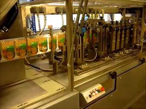 Meyve Suyu Dolum Makinası