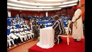 Burkina : Propos de Roch Kaboré sur Salifou Diallo