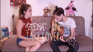 "PABLO & DANIELA (ONE TAKE COVER) ""SIRENA"" - SIN BANDERA"