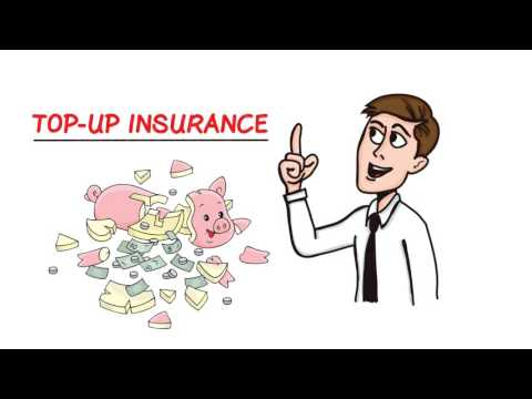 How to Top-up Your Health Insurance Cover