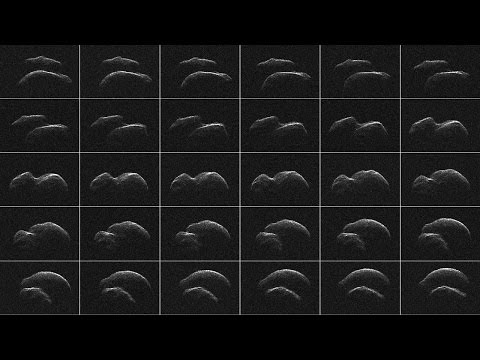 Earth - to Get Asteroid 2014 JO25 Flyby