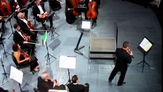 Benjamin Britten 6 Metamorphoses de Ovidio para oboe solo. 1. Pan