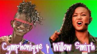 Willow Smith Whip My Hair Mash Up Ft  Cymphonique Daddy I'm A Rockstar!