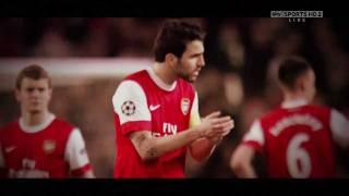 Arsenal vs Barcelona 2-1 2011 (HD)
