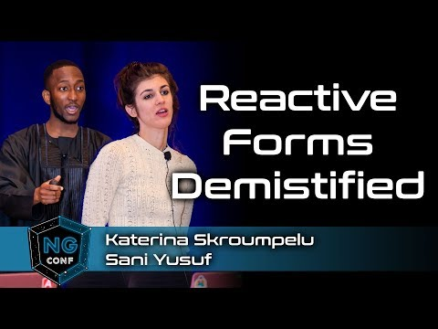 Reactive Forms Demistified