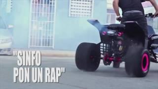 Ozuna - Sinfo pon un rap 🔥 ( Official Video)