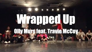 Wrapped Up/Olly Murs feat. Travie McCoy