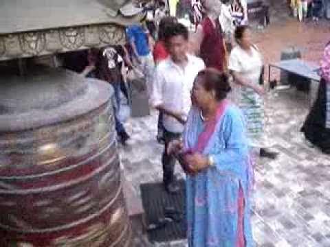 ► Boudhanath Stupa | बौद्धनाथ | Kathmandu | Nepal