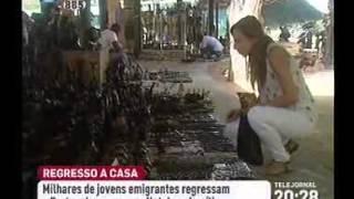 Nobre Emigrante Vencedora  - Patrícia Cerqueira em destaque na RTP1