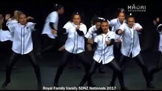 Royal Family Varsity - Hip Hop New Zealand 2017 - Clean Mix