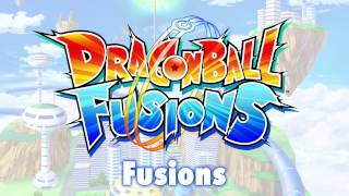 Dragon Ball Fusions - Fusions Gameplay Trailer | 3DS