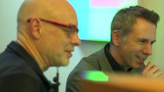 Brian Eno: How To Make Original Ambient Music  - BBC Click