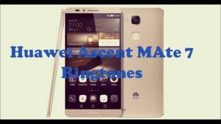 Huawei Mate 7 Tune Piano