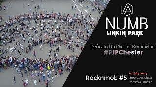 Linkin Park - Numb (Rocknmob #5). Dedicated to Chester Bennington