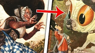 The Messed Up Origins of The Tinderbox | Fables Explained - Jon Solo