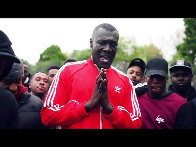 "Video de ""Shut up"" de Stormzy"