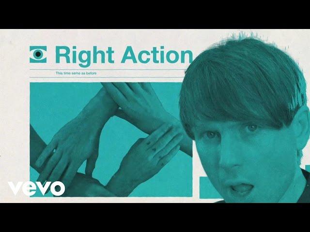 "Video oficial de ""Right action"" de Franz Ferdinand"