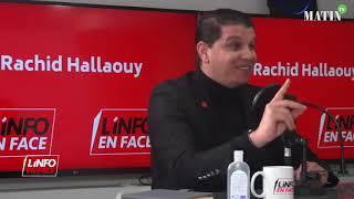 L'Info en Face avec Adil Lamnini