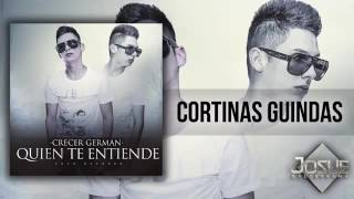 Crecer German - Cortinas Guindas (audio oficial) 2016