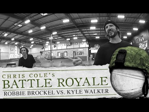 Robbie Brockel & Kyle Walker - Battle Royale