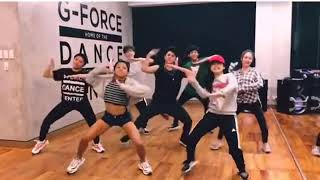 "Niana AC BJ Awra ""LEVEL UP"" Dance Challenge"