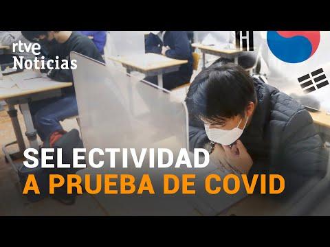 EXÁMENES hasta en los HOSPITALES para ingresados por COVID en COREA del SUR | RTVE Noticias