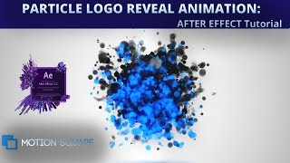 After Effects Tutorial: Particles Logo Effects without any third Party Plugin width=