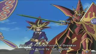 Yugi loses his composure