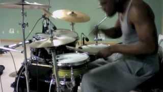 Darius Woodley - Sevyn Streeter Drum Cover