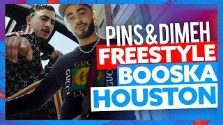 Pins & Dimeh | Freestyle Booska Houston