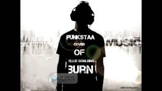 Ellie Goulding - Burn ( punkstaa cover )