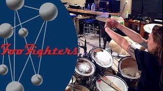Kyle Abbott - Foo Fighters - Enough Space (Drum Cover)