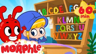 Learn ABCs with Morphle and Mila   Learning Videos   Cartoons for Kids   Morphle TV