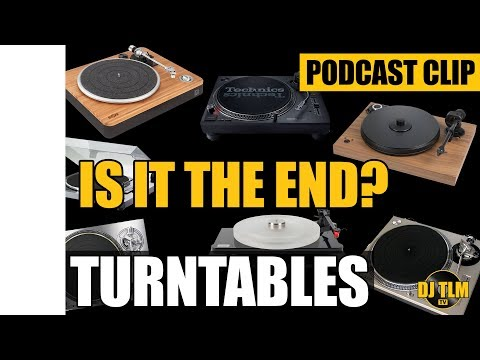 The End of turntables in clubs?