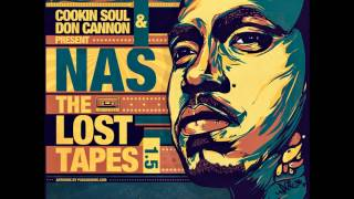 Nas- Life's a Bitch (feat. AZ) (Cookin Soul & Don Cannon Remix) (HD)
