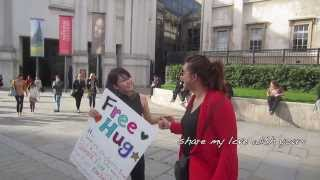 Free Hug in London