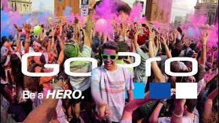 GoPro: The Color Run Barcelona 2014
