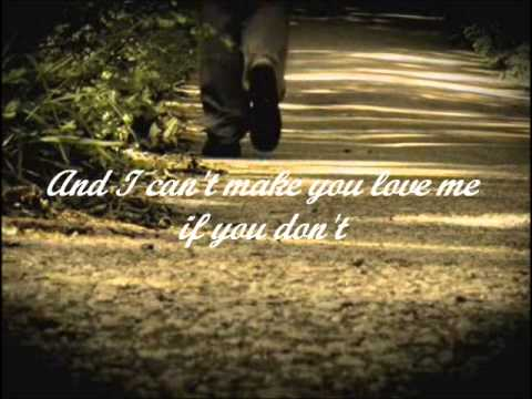 George Michael - I Can\'t Make You Love Me ( With Lyrics ) Chords ...