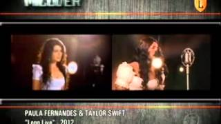[Legendários] Micover - Marcos Mion virou Taylor Swift e Paula Fernandes (22/09/2012)