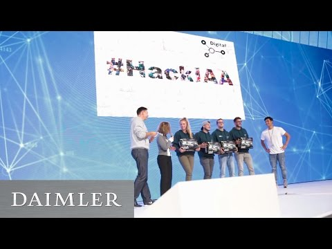 DigitalLife@Daimler: Hack.IAA
