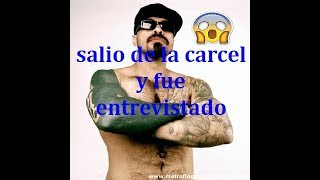 APENAS SALIO BABO DE LA CARCEL Y LO ENTREVISTARON//MUSIC RAP .: