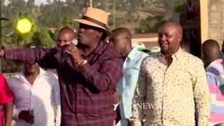KABOGO COME BACK,,,,TALKS TOUGH ON MT KENYA LEADERS AND CORRUPTION
