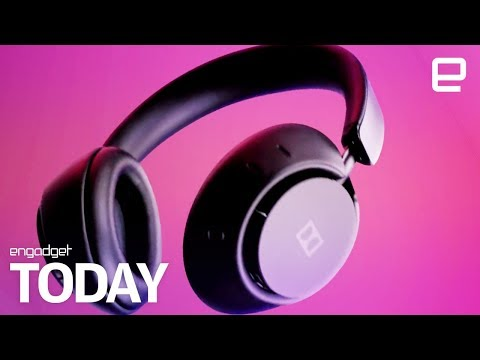 Dolby's first headphones sound incredible | Engadget Today