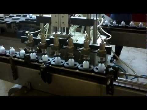 parfum dolum makinası A&T AMBALAJ