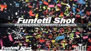 Funfetti Shot by CHAUVET DJ