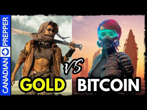 WARNING: The End of the Dollar | Bitcoin vs Gold