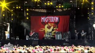 Mastodon - Curl Of The Burl Live Op Pinkpop 2012