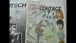 Robotech: The Macross Saga (1985) #11 Mike Leeke