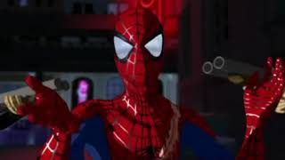 Spider-Man The New Animated Series - Spidey VS Silver Sable