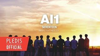 SEVENTEEN(세븐틴) 4th Mini Album 'Al1' Highlight Medley